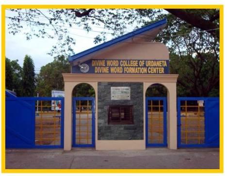DWCU MAIN GATE