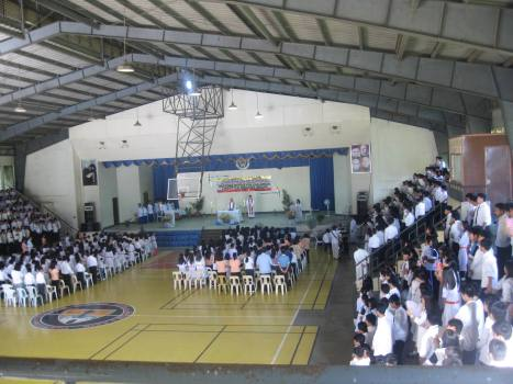 OPENING OF THE NUTRITION MONTH JULY 2009