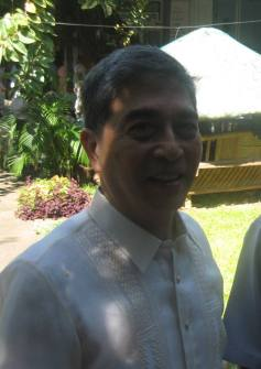 Fr. Antonio Pernia, SVD - Superior General