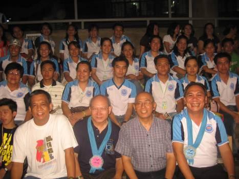 The DWCU Delegation
