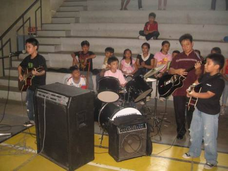 THE RIDAO FAMILY BAND