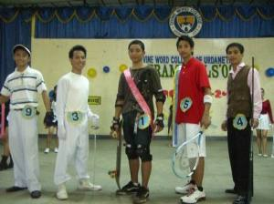 THE MAGIC 5 FOR THE MR. INTRAMS