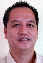 Mr. Louie C. Lorian (President of UCPSAM)