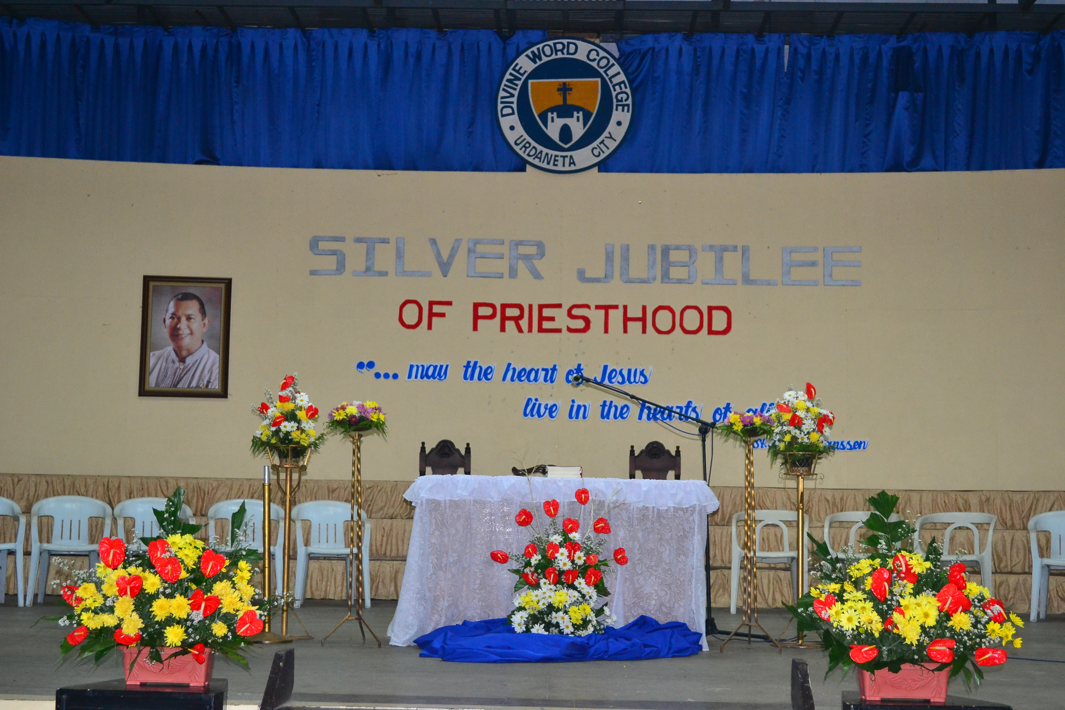 Silver Jubilee Of Priestly Ordination Of Fr Gil T Manalo Svd