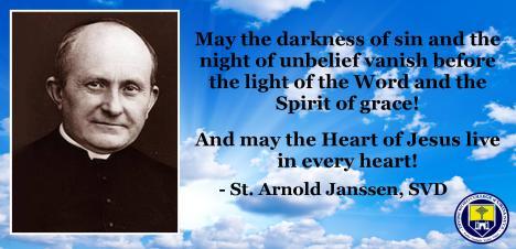 St. Arnold Janssen1