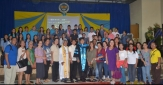 The DWCU Faculty and Personnel, DWCU Alumni and Former Educators of Fr. Roberto J. Ibay, SVD