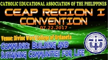 CEAP 2017 backdrop
