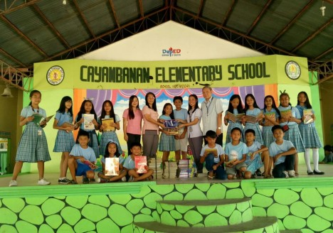 Book Giving