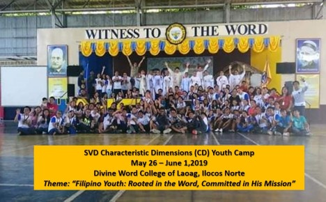 SVD Characteristic Dimensions (CD) Youth Camp